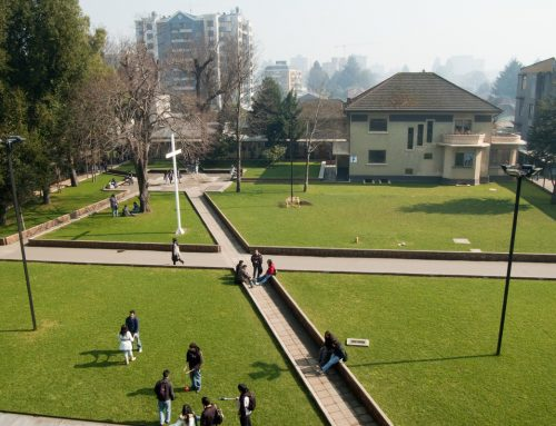 International seminar and training for the consortium in Chile