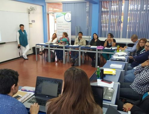 TEC of Costa Rica trains the staff on European Union and Gender