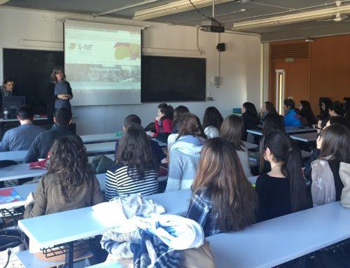 Universitat Rovira i Virgili launches the training for the students