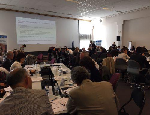 G-NET comparte buenas prácticas en el encuentro de redes Jean Monnet